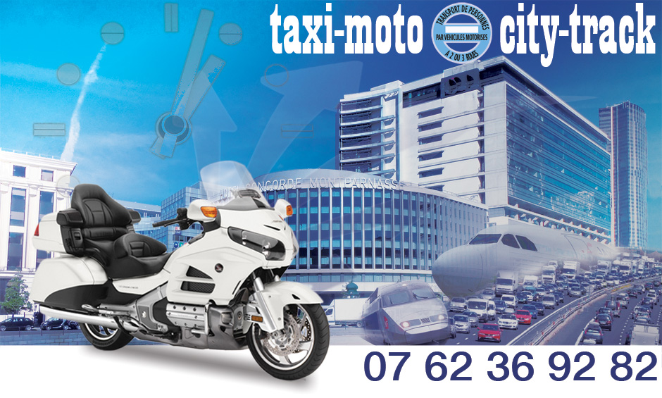 Taxi-Moto City-Track